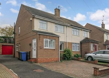 Thumbnail 2 bedroom semi-detached house for sale in Cherryfields, Sittingbourne, Kent