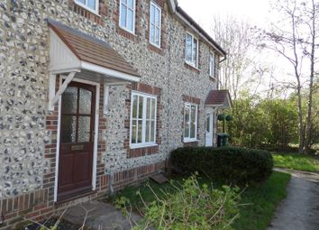 Thumbnail 2 bedroom terraced house to rent in Marsh Gardens, Hedge End, Southampton