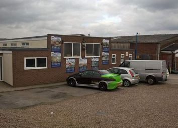 Thumbnail Light industrial to let in Industrial Unit At Sandy Lane Industrial Estate, Worksop