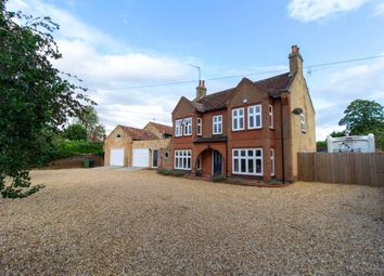 Thumbnail 6 bed detached house for sale in Lynn Road, Downham Market
