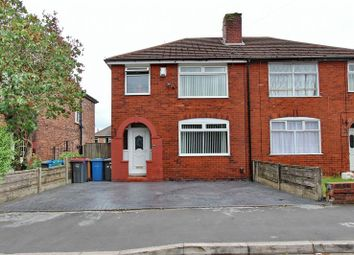 Thumbnail 3 bed semi-detached house for sale in Agecroft Road, Swinton, Pendlebury, Manchester