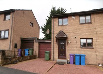 Thumbnail 3 bed semi-detached house for sale in Kilmany Drive, Shettleston, Glasgow