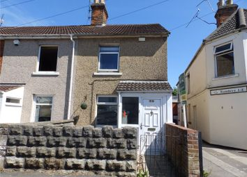 Thumbnail 3 bed end terrace house for sale in St Philips Road, Upper Stratton, Swindon