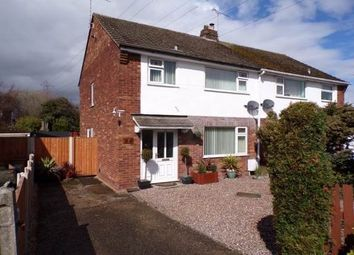 Thumbnail 3 bed semi-detached house to rent in Wood Lane, Hawarden, Deeside