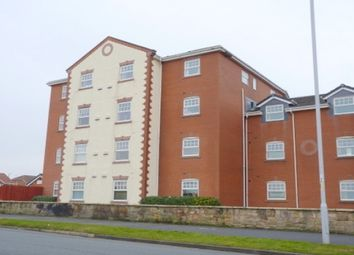 Thumbnail 2 bed flat to rent in Casueway House, Leasowe Road, Moreton