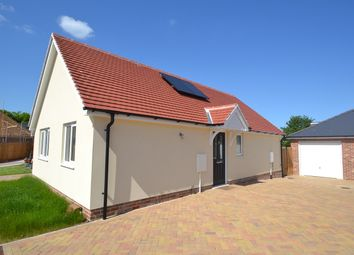 Thumbnail 2 bed bungalow for sale in Springfield Meadows, Little Clacton, Clacton-On-Sea