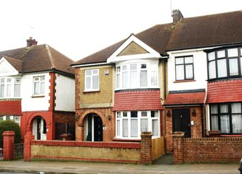 Thumbnail 3 bed end terrace house for sale in Redfern Avenue, Gillingham