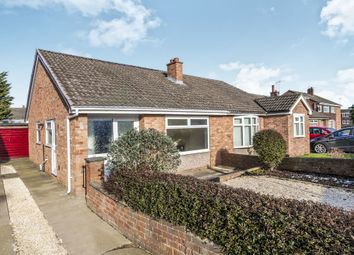 Thumbnail 2 bed semi-detached bungalow for sale in Cunningham Drive, Thornaby, Stockton-On-Tees