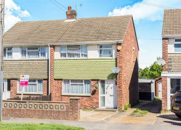 Thumbnail 3 bedroom semi-detached house for sale in Butts Road, Sholing, Southampton