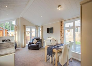 Thumbnail 2 bed mobile/park home for sale in Limefitt Park, Troutbeck, Windermere