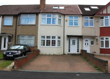 Thumbnail 4 bed terraced house for sale in Granville Road, Hillingdon, Middlesex
