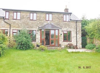 Thumbnail 4 bed semi-detached house to rent in Manor Farm Close, Litton Cheney