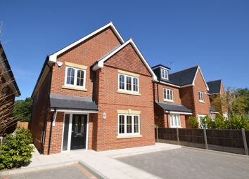 Thumbnail 5 bed detached house for sale in Fullers Road, Rowledge, Farnham, Surrey
