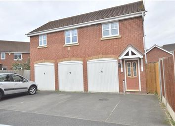 Thumbnail 1 bed detached house for sale in Davey Road, Tewkesbury, Gloucestershire