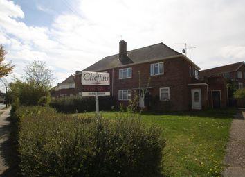 Thumbnail 2 bedroom maisonette for sale in Beech Grove, Haverhill