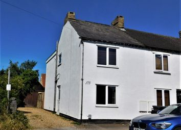 Thumbnail 2 bedroom end terrace house for sale in High Street, Arlesey, Beds