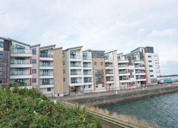 Thumbnail Serviced flat for sale in Doc Fictoria, Caernarfon