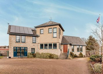 Thumbnail 4 bed detached house for sale in Manse Road, Springfield, Cupar