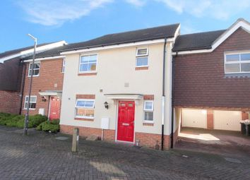 Thumbnail 3 bed terraced house for sale in Warren Gardens, Hadlow, Tonbridge