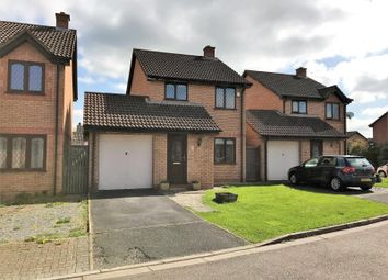 Thumbnail 3 bed detached house to rent in Wansbeck Green, Taunton, Somerset