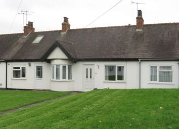 Thumbnail 1 bed terraced bungalow for sale in Christchurch Road, Worcester