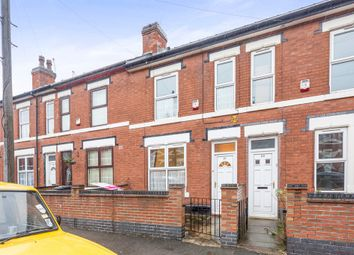 Thumbnail 3 bed terraced house for sale in Olivier Street, Derby