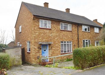 Thumbnail 3 bed semi-detached house for sale in Wickford Drive, Romford