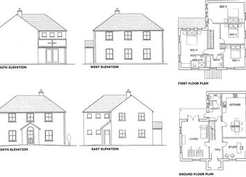 Thumbnail 4 bed detached house for sale in Green Haven, Monkton, Pembrokeshire