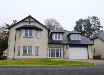 Thumbnail 5 bed detached house for sale in Murthly, Perth