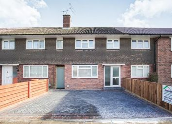 Thumbnail 3 bed terraced house for sale in Morcom Road, Dunstable, Bedfordshire, England
