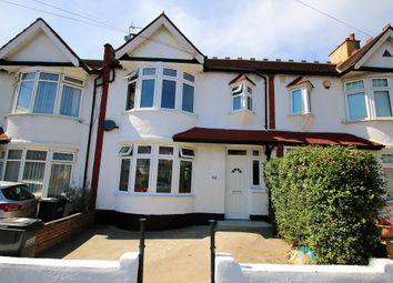 Thumbnail 3 bed terraced house for sale in Headcorn Road, Thornton Heath