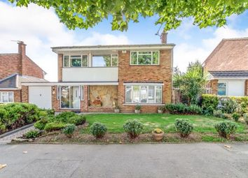 Thumbnail 4 bedroom detached house for sale in Hildenborough Crescent, Maidstone, Kent