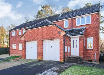 Thumbnail 3 bed semi-detached house for sale in Partridge Way, Salisbury