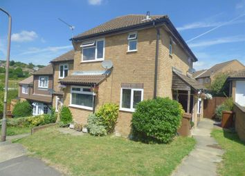 Thumbnail 1 bed terraced house to rent in Emily Road, Walderslade, Chatham