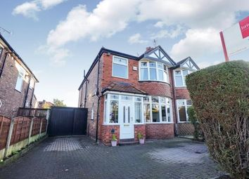 Thumbnail 3 bed semi-detached house for sale in Briarlands Avenue, Sale, Trafford, Greater Manchester