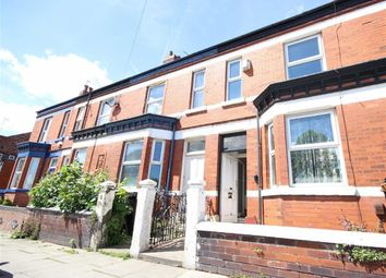 Thumbnail 3 bedroom terraced house for sale in Regent Road, Stockport, Cheshire