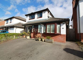 Thumbnail 3 bed detached house for sale in Plas Derwen Close, Abergavenny