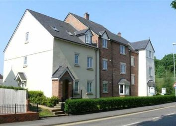 Thumbnail 2 bed flat for sale in Siddals Court, Nantwich