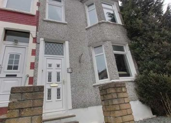 Thumbnail 4 bedroom terraced house for sale in Coronation Road, Six Bells, Abertillery