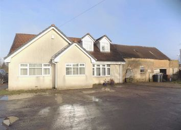 Thumbnail 3 bed detached bungalow for sale in Leek Road, Wetley Rocks, Staffordshire