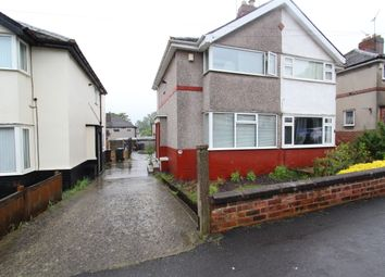 Thumbnail 2 bedroom semi-detached house to rent in Alnwick Road, Sheffield