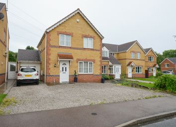 Thumbnail 4 bedroom detached house to rent in Curbar Close, North Wingfield, Chesterfield