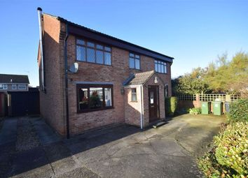 Thumbnail 4 bed detached house for sale in Windmill View, Heage, Belper