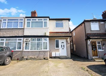 Thumbnail 1 bed maisonette for sale in Wood End Gardens, Northolt