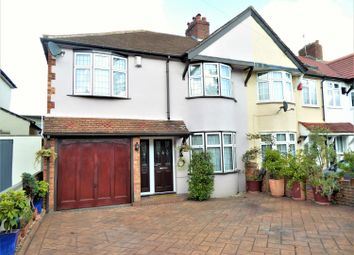 Thumbnail 4 bed end terrace house for sale in The Green, Welling, Kent