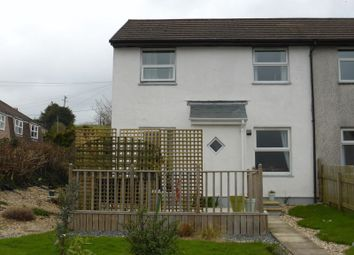 Thumbnail 2 bed semi-detached house for sale in Pendour Park, Lostwithiel
