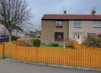 Thumbnail 2 bed end terrace house for sale in Morayvale, Aberdour, Burntisland
