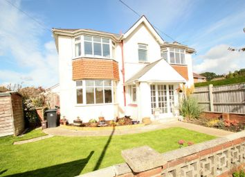 Thumbnail 3 bed flat for sale in Ringwood Road, Ferndown