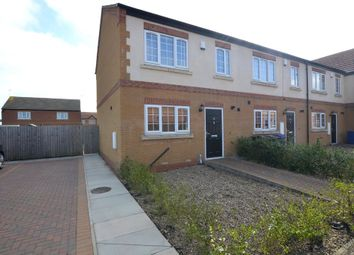 Thumbnail 3 bed end terrace house for sale in Highstone View, Barnsley