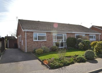 Thumbnail 2 bedroom semi-detached bungalow for sale in Gothic Close, Harleston